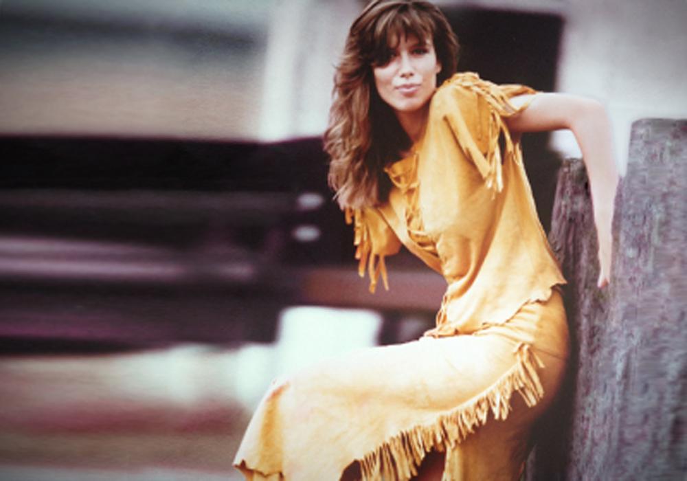 Unsere Designerin Nadja im Jahr 1985